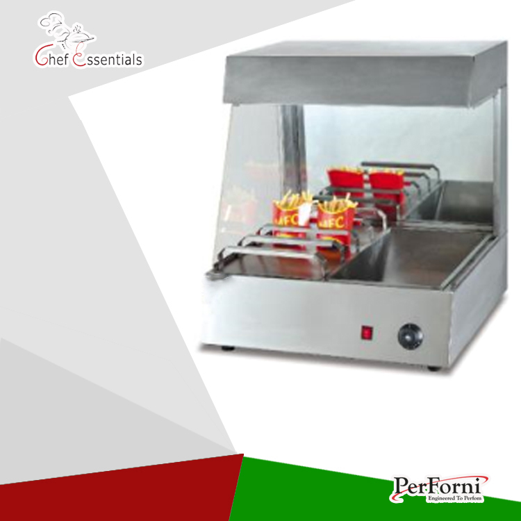 PKJG-VF6 Fast Food Equipment for Commercial Counter Top Chips Warmer fast food leisure fast food equipment stainless steel gas fryer 3l spanish churro maker machine