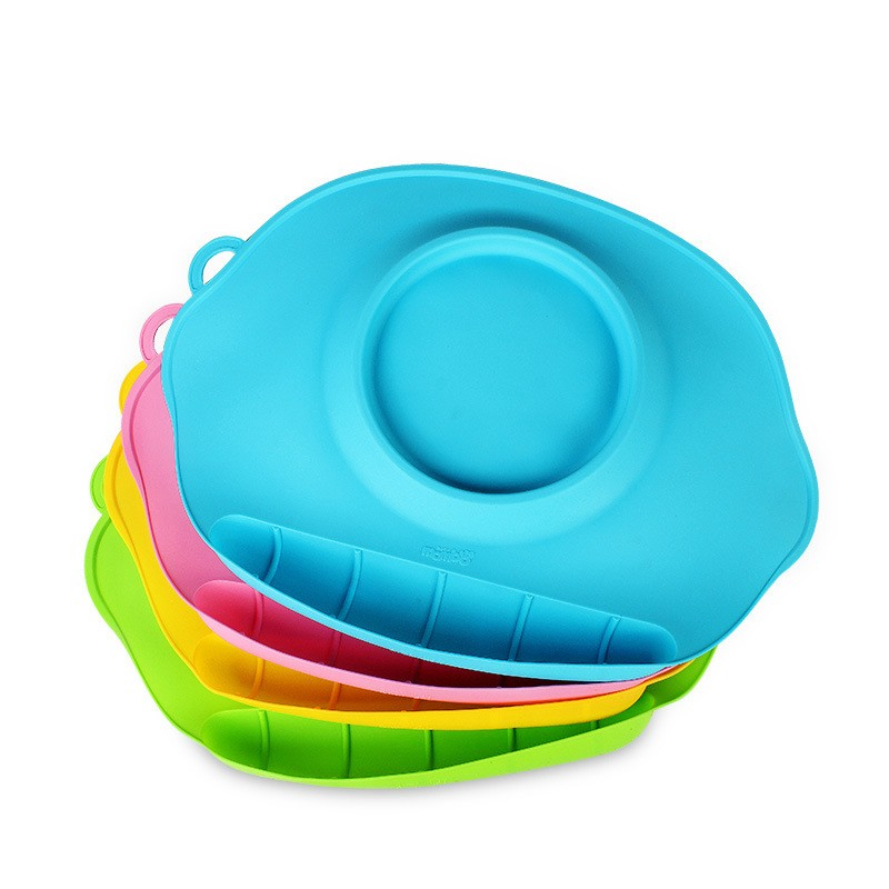changing table topper 2016 Non-Slip Tray Baby Table Topper Mat Waterproof Silicone Pad Infant Dinner Portable Placemat - Baby Feeding Baby Place Mat 0