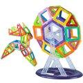 78 ШТ. Магнитного Строительные Блоки Игрушки DIY Модели Магнитный Конструктор Обучения Образовательных Пластиковые Кирпичи Детские Игрушки Для Детей Подарок