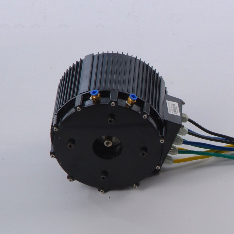 Hpm10kw max 6000rpm 20kw bldc water cooling motor for for Liquid cooled ac motor