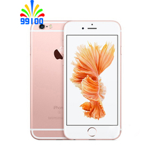 Б/у разблокированный Apple iPhone 6S 4,7 дюймов 2 Гб ОЗУ 16 Гб/64 Гб/128 ГБ 12.0MP WCDMA 4G LTE