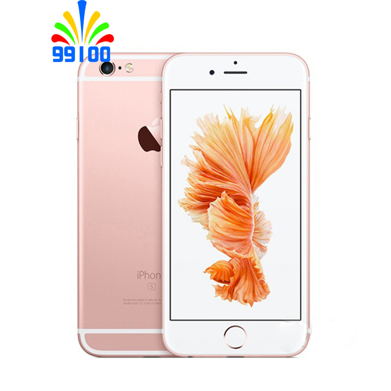Apple iPhone 6S 16GB 2GB WCDMA/LTE/GSM Nfc Dual Core Fingerprint Recognition Used 2GB-RAM title=