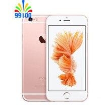 Original usado desbloqueado apple iphone 6s 4.7 polegada 2gb ram 16gb/64gb/128gb 12.0mp wcdma 4g lte