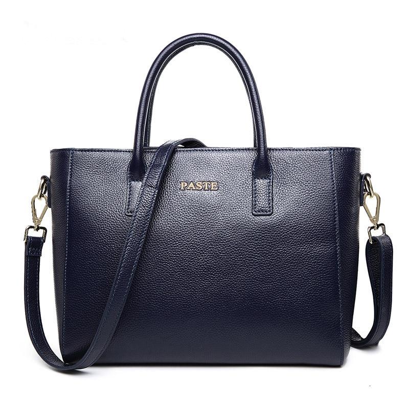 100% Genuine Leather Ladies Hand Bags Fashion Quality Woman Bag Designer Handbags High Quality