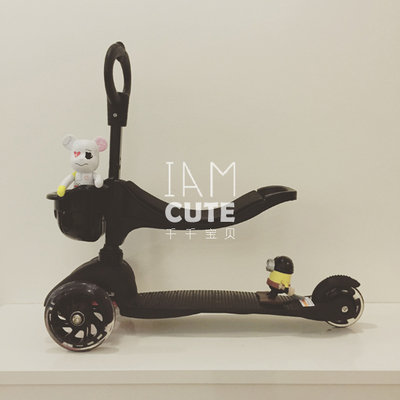 Children tricycle toddler scooter walkers baby toys children s tricycle baby pedal childs vehicles children s toys