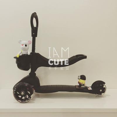 Niños triciclo niño vespa andadores juguetes
