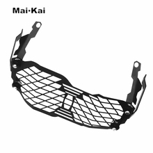 MAIKAI For BMW R1200GS R1200 GS R 1200GS 2014-2018 Motorcycle Modification Headlight Grille Guard Cover Protector mklightech for bmw r1200gs r1200 gs r 1200gs 2014 2018 motorcycle modification headlight grille guard cover protector