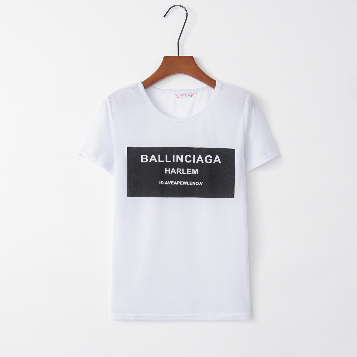 balenciaga inspired t shirt