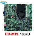 Motherboards com uma lan Motherboard AIO Celeron 1037U mini-itx motherboard