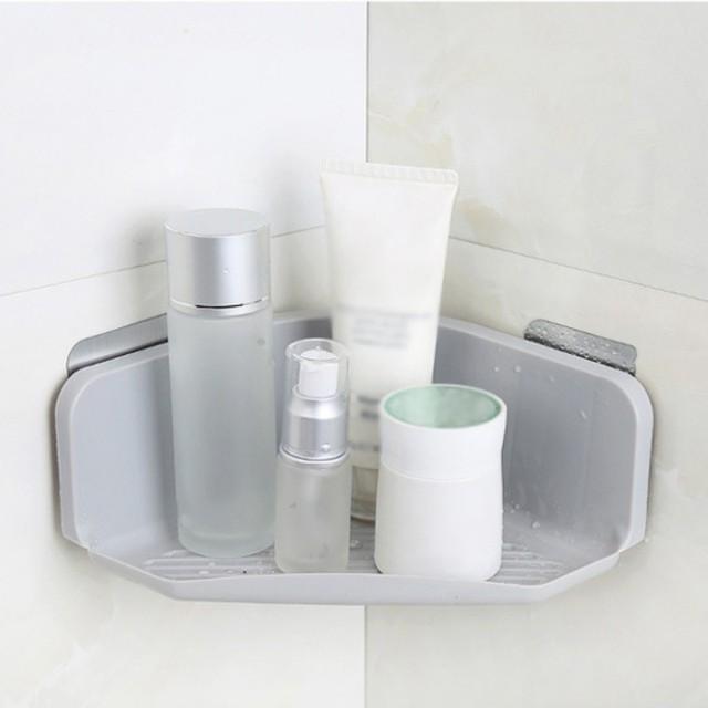Kunststoff Bad Ecke Regale Wand Hangen Ecke Regal Shampoo Halter