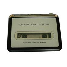 USB Кассетная лента для MP3 конвертер адаптер захвата Супер USB Кассетный захват Кассетный рекордер и плеер