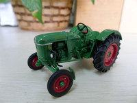 UH 1 43 Deutz D25 Tractor Agricultural Vehicle Model Favorites Model