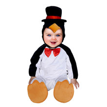 Lil' Penguin Infant Toddler Costume for Baby Boys Girls Cosplay Halloween Purim Party Carnival Costumes цена