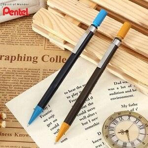 Image 2 - 9 조각 일본 Pentel A125 A127 A129 0.9mm 그리기 기계 연필 지우개 고품질