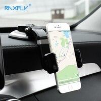 RAXFLY Autosauger Montieren Handyhalter Für iPhone 6 S 7 Plus Mobile GPS Halterung Schreibtisch Stehen Windschutzscheibe Für Samsung Galaxy