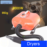 3000F Large Dryer For Cats Dogs Pet Dog Cat Dryer With Dual Motor Hair Blower For Grooming 3000w Fast Drying In 10 Minutes