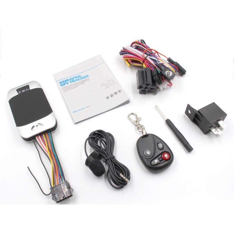 car gps tracker with remote control sos. Black Bedroom Furniture Sets. Home Design Ideas