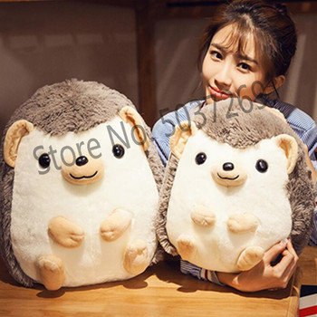 Hedgehog Plush Toys Baby Soft Plush Toys Infant Appease Animal Dolls Children Soft Stuffed Cotton Cartoon Birthday Gifts new arrival cute cartoon plush hedgehog dolls soft cotton stuffed kawaii hedgehog plush baby toys birthday gifts for kids