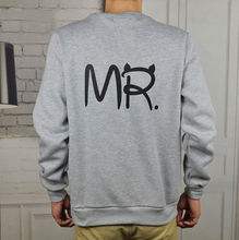 MR and MRS Couples Sweatshirts