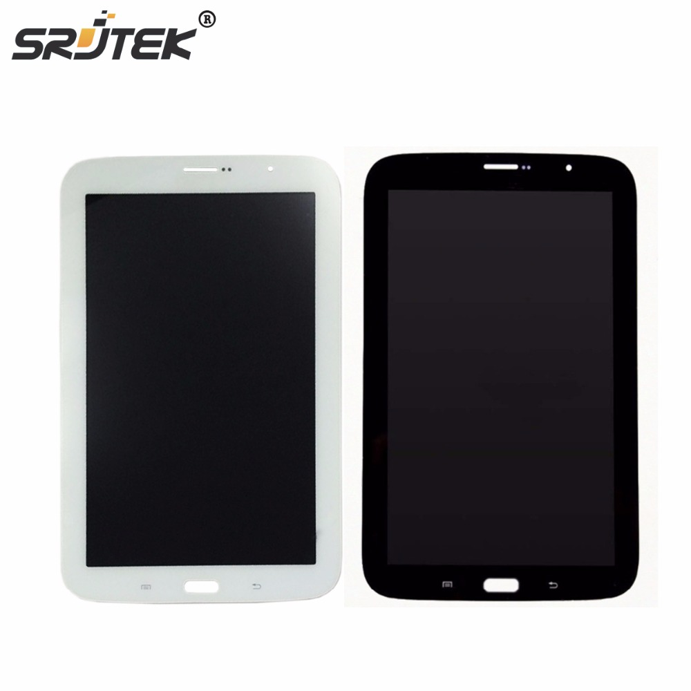 Srjtek 8 inch For Samsung Galaxy Note 8.0 N5100 LCD Display Screen Touch Digitizer Sensor Tablet Pc Assembly Replacement Parts new 8 inch replacement for samsung galaxy tab3 8 0 sm t310 lcd display and touch screen digitizer assembly free shipping