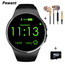 High Quality Man Watches Bluetooth Smart Watch Android IOS Wearable Devices font b Smartwatch b font
