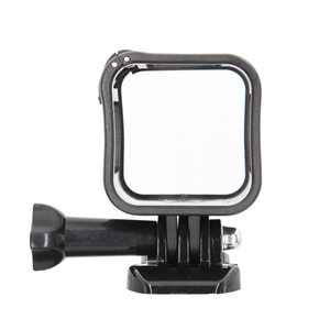 Image 3 - SnowHu for Gopro Accessories Camera Low Profile Frame Housing Cover Support Mount Holder for GoPro Hero 5 S / 4 Session GP259