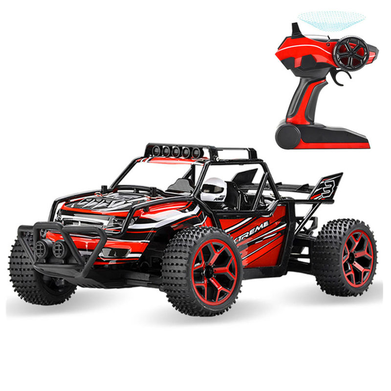 1:18 New Rc Car 4WD 20KM/H Speed off Dirt Bike Remote Control Car Stunt RC Drift 2017 new arrival a333 1 12 2wd 35km h high speed off road rc car with 390 brushed motor dirt bike toys 10 mins play time