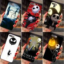 Christmas Sally Jack Skellington TPU Mobile Shell For Huawei Honor Enjoy Mate Note 6s 8 9 10 20 P20 P30 Lite Play Pro P smart(China)