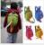 Niños mochila kids kindergarten niñas niños niños mochilas escolares mochila animales de dibujos animados más pequeño dinosaurios aperitivos 3-6 año