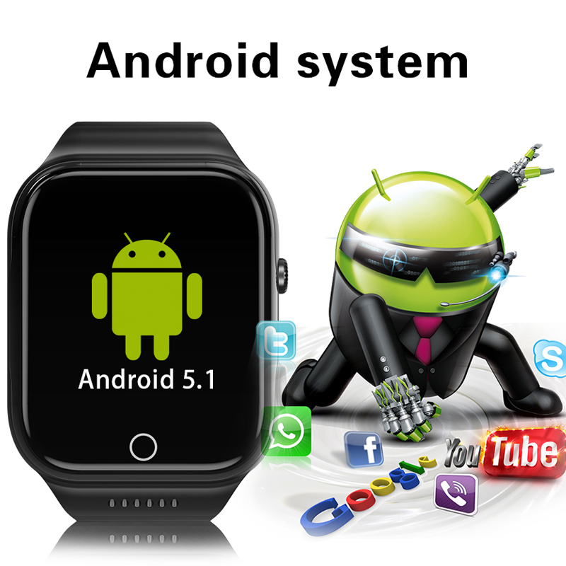 Ravi Android Smart Watch X89 With Camera GPS Position Navigation WIFI 4G 8G 16G Bluetooth Smartwatch Men SIM Card Watch Phone|Smart Watches| |  - title=