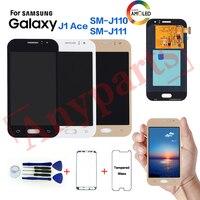 AMOLED For Samsung Galaxy J1 Ace SM J110F Display lcd Screen replacement for SAMSUNG SM J110G J110H J110L J110M J111F J111M lcd