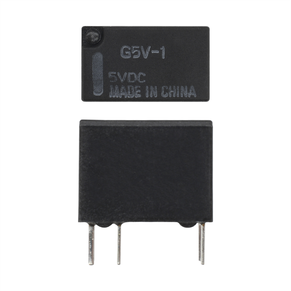 Detail Feedback Questions About 2pcs G5v 1 5v Dc Signal Relay Spdt Micro Mini 2 X
