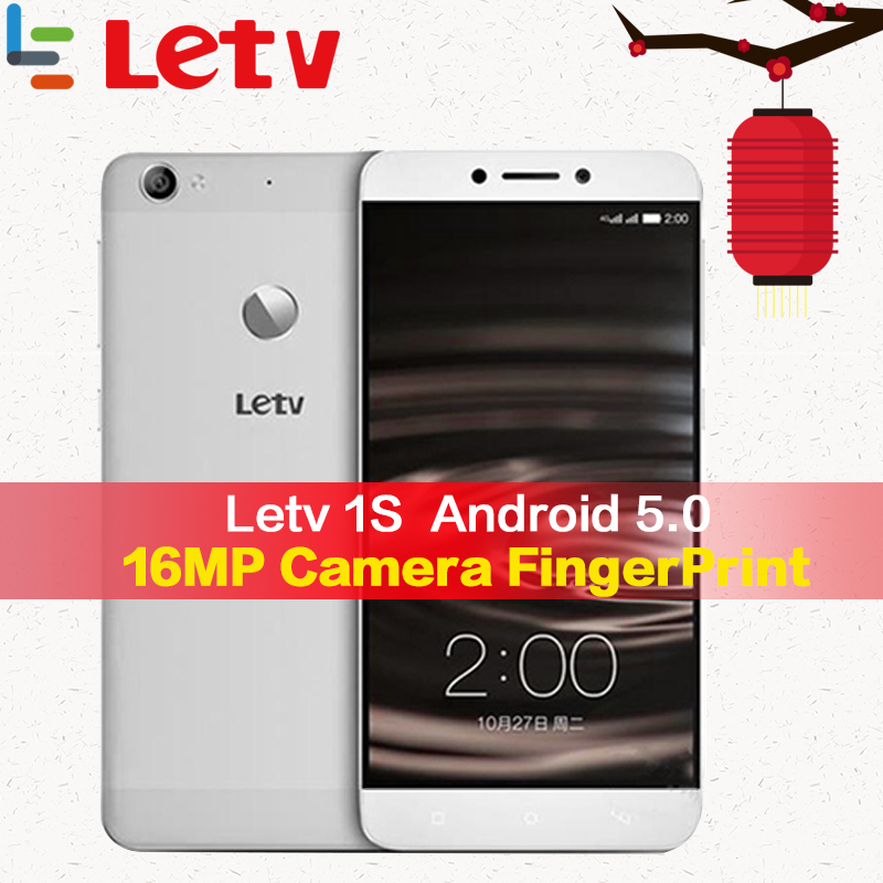 Original Handy Letv Le 1 S X500 handy 3G RAM 16G ROM Android 5.0 Helio X10 Octa core 5,5 ''13MP Kamera smartphone