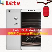 Téléphone portable Original Letv Le 1 S X500 téléphone portable 3G RAM 32G ROM Android 5.0 Helio X10 Octa Core 5.5 »appareil photo smartphone 13MP