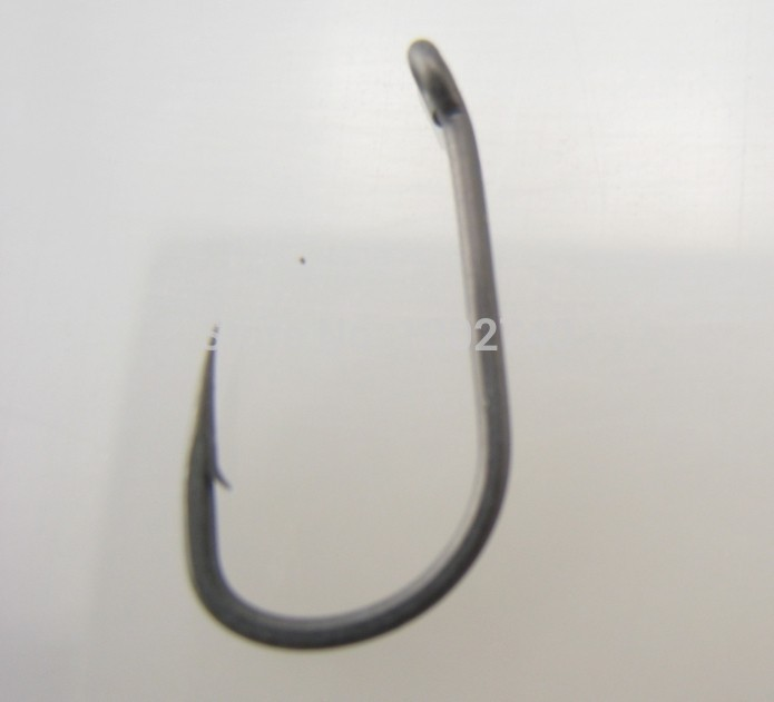 1000 x Teflon Coated Wide Gape T Carp Hooks Barbed for Different Carp Rigs Carp Fishing