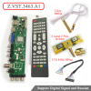Z VST 3463 A1 Support Digital Signal DVB C DVB T DVB T2 7 Key Button