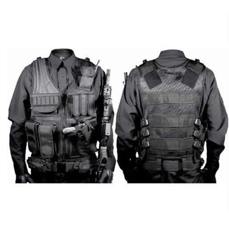 HTB1bF VX6zuK1RjSspeq6ziHVXan - Military Clothing Vest Tactical Chemise Militaire Uniforme Militar Army Combat Shirt Colete Tatico Hunting Multi-functional Vest
