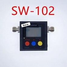 ترقية النسخة Surecom SW 102 125 525Mhz VHF/UHF هوائي الطاقة و SWR متر + SMA M و SMA F موصل لا ل DMR نظام