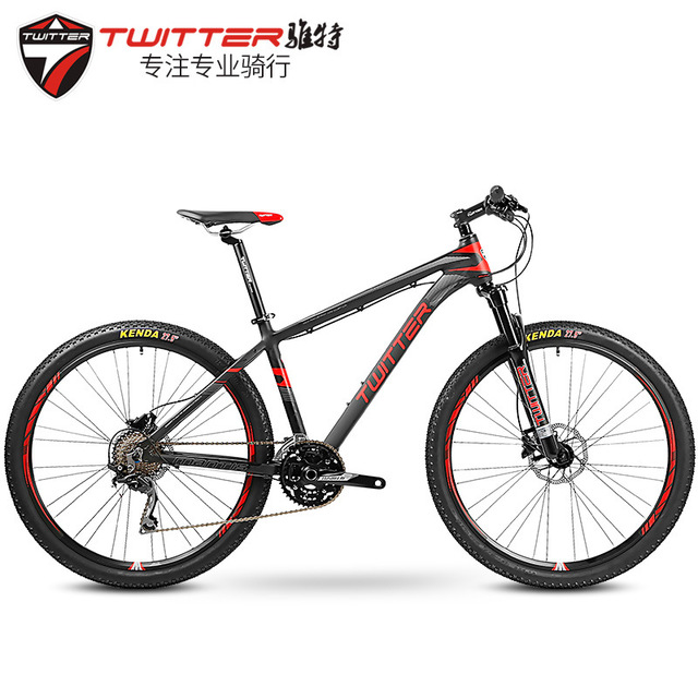 TWITTER MANTIS MTB Bikes 30 Speed Mountain Bicycle Aluminum alloy Frame 26/27.5*15.5/16.5/17.5 finished bicycle Cycling
