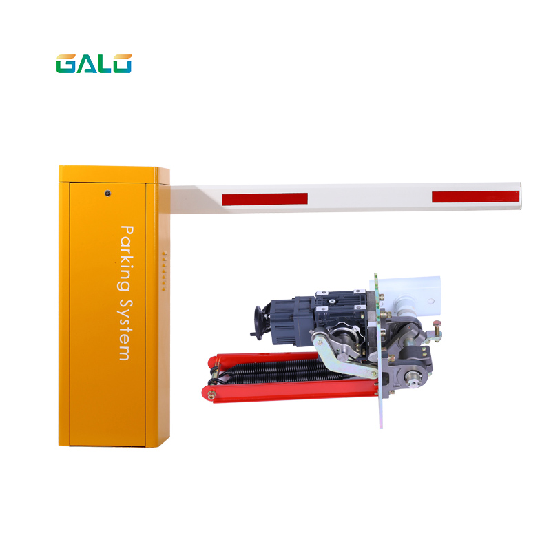 New Technology DC Brushless Motor Access Control Barrier Gate With Low Noise