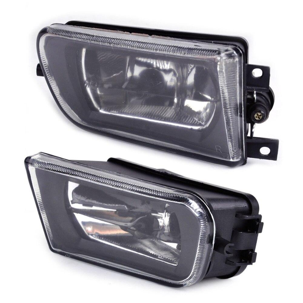 Beler Haute Qualité 2 pcs Brouillard Lumière Lampe 63178360575 63178360576 Fit pour BMW E36 Z3 E39 5 Série 528i 1997 1998 1999 2000