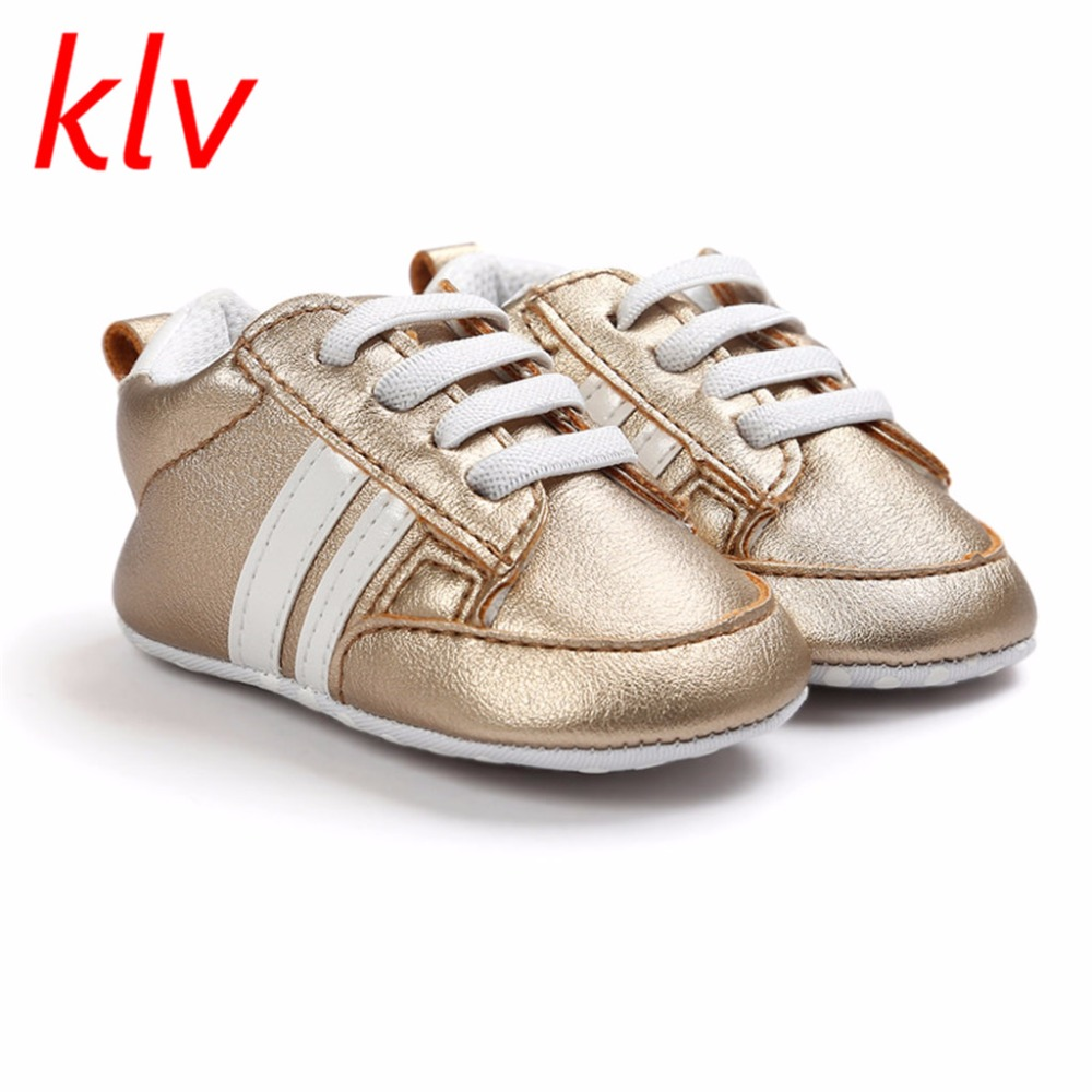 New sapatos Romirus baby moccasins infant anti-slip PU Leather Casual Shoes soft soled Newborn 0-2 years Sneakers Branded Baby