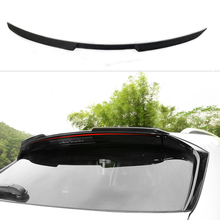 цена на Carbon fiber CAR REAR WING TRUNK LIP SPOILER FOR LEXUS NX NX200 NX200t NX300h 2015 2016 2017 2018 Roof spoiler