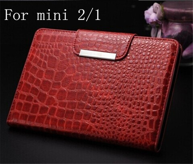 Case Cover For Apple iPad Mini mini 2 mini 3 Tablet Case With Stand Function
