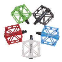 EA14 High Quality One Pair Bicycle Pedals Mountain Bike MTB Road Cycling BMX Ultra Light Pedal