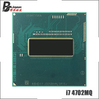Intel Core i7-4702MQ i7 4702MQ SR15J 2,2 GHz Quad-Core ocho-hilo de procesador de CPU 6M 37W hembra G3 / rPGA946B