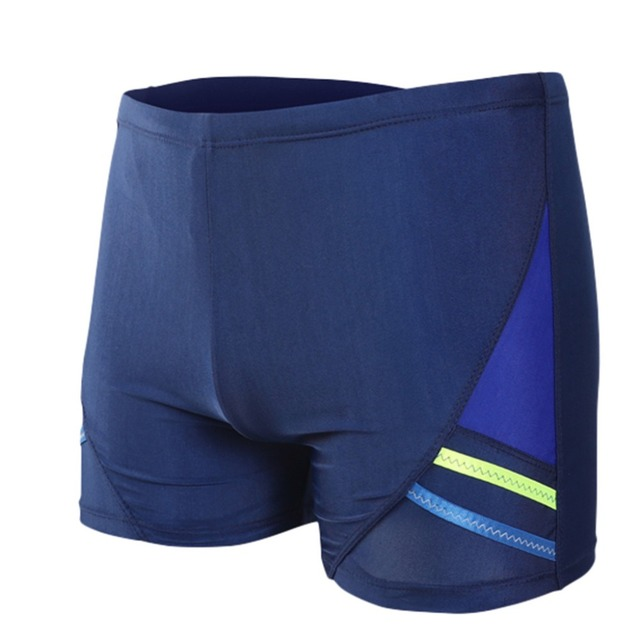 Man Print Boxer Shorts Men Soft Quick Dry Surfing Beachwear Swimsuit Boy Sweat Wicking Breathable Swim Trunks Male sunga praia