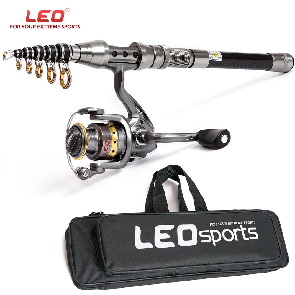 Spinning Fishing Reel Rod Portable Telescopic Steel Pole Carp Hand Fishing Bag Tackle Lure Rod Fishing