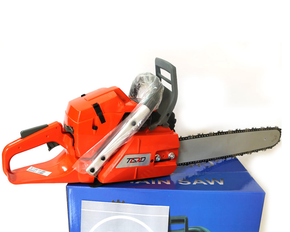 Tools : Professional Chainsaw HUS365 CHAINSAW 65CC CHAINSAW  Heavy Duty Petrol Chainsaw with 20inchBlade Factory selling directly