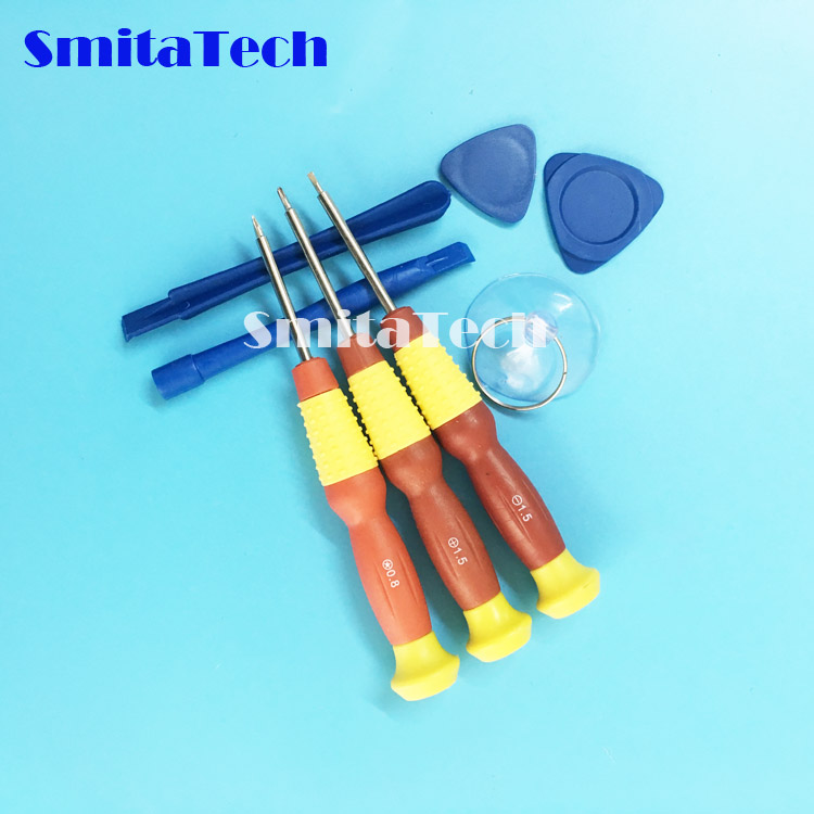 8 In 1 GPS Back Cover Repair Tools Kit Opening Tool Screwdriver Set